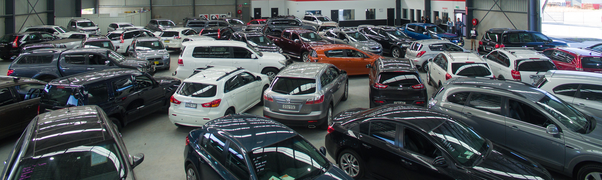 Motor Vehicle Wholesale